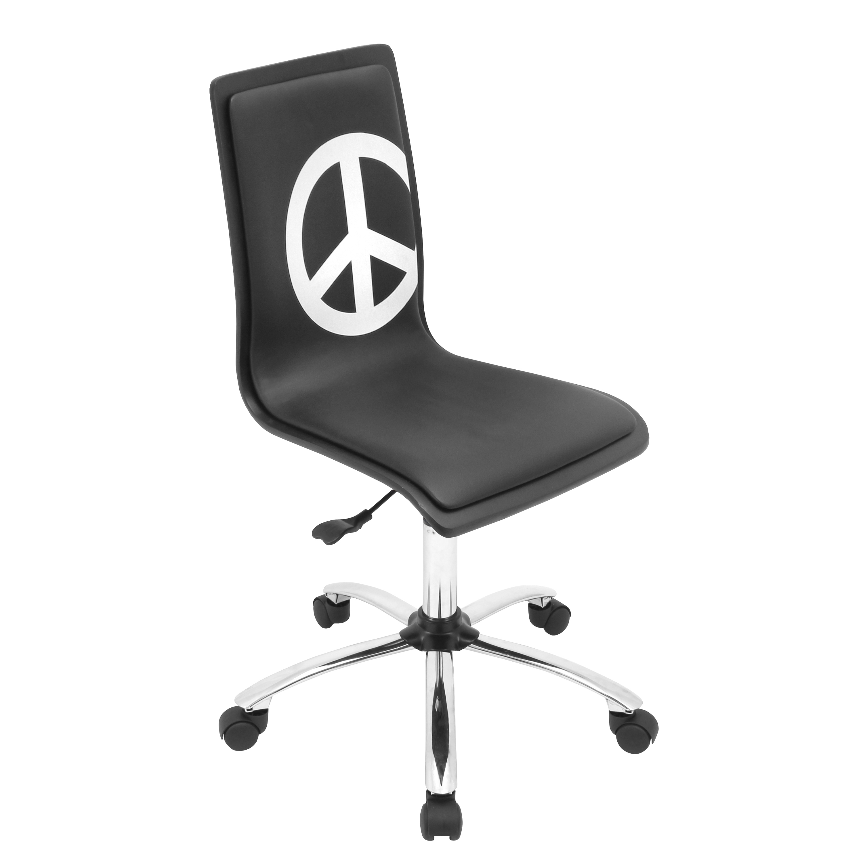 Lumisource Mid-Back Chair, Peace