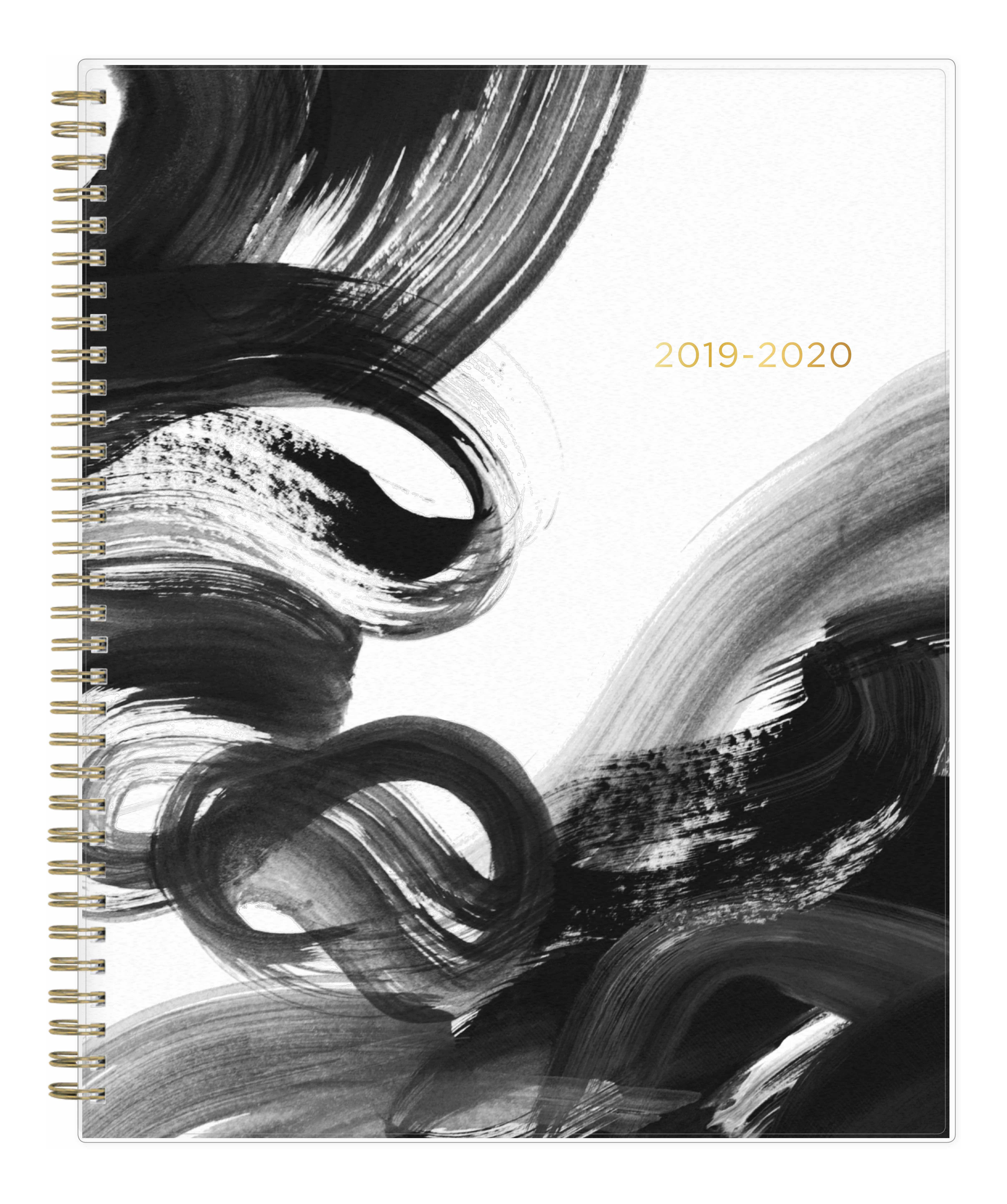 """Blue Sky™ Weekly/Monthly Planner, 8-1/2"""" x 11"""", Symphony, July 2019 to June 2020"""