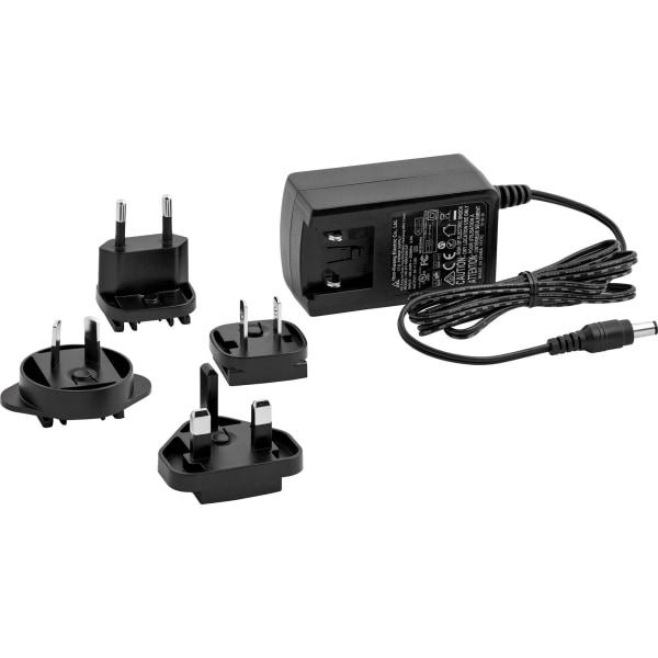 StarTech.com Replacement 5V DC Power Adapter - 5 Volts, 3 Amps - 1 Pack - Europe, North America, United Kingdom - 120 V AC, 230 V AC Input - 5 V DC/3