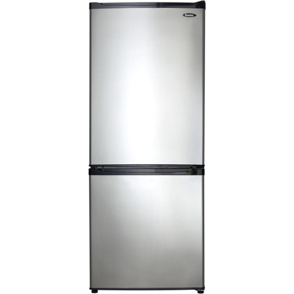 Danby Frost Free Refrigerator - 9.20 ft - No-frost - Reversible - 6.37 ft Net Refrigerator Capacity - 2.82 ft Net Freezer Capacity - 374 kWh per Ye