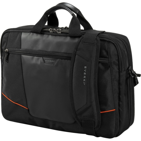 Everki Flight Checkpoint Friendly Laptop Bag Briefcase For 16  Laptops, Black
