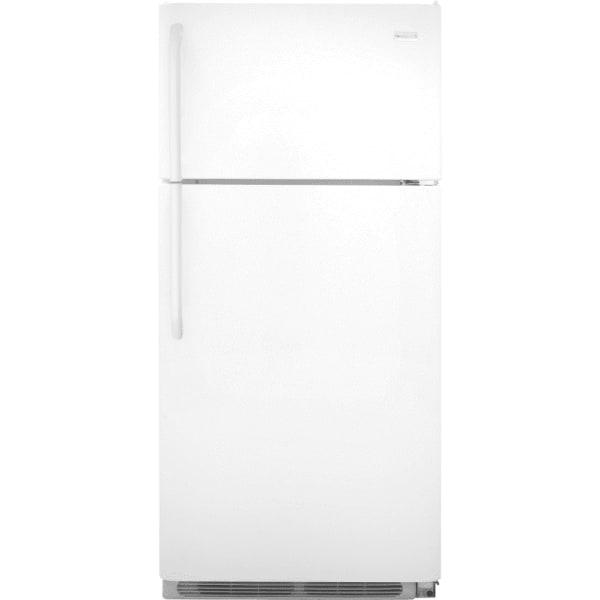Frigidaire Top Freezer Refrigerator, 18 Cu. Ft.