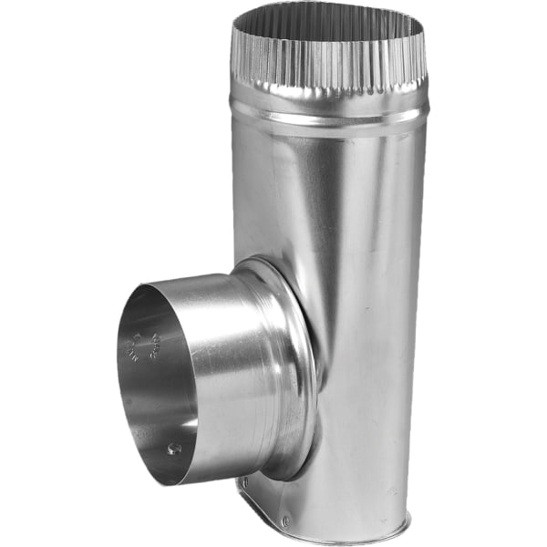 Deflecto 4  Dryer Offset Connector - 3.98