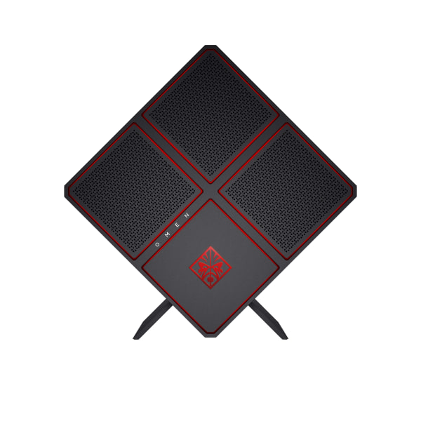 HP OMEN X 900-000 900-010 Gaming Desktop Computer - Intel Core i7 6th Gen i7-6700K 4 GHz - 8 GB RAM DDR4 SDRAM - 2 TB HDD - 256 GB SSD - Jet Black - W