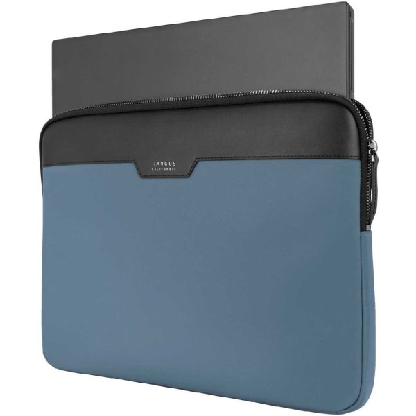 Targus Newport Laptop Sleeve For 14  Laptops, Blue
