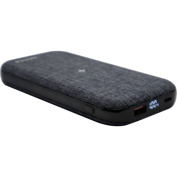 EXCITRUS 30W Wireless Power Bank - Fast Charge Phones, Laptops & Devices - For Smartphone, iPod, MacBook, Notebook, USB Device, Smartwatch, Wireless E