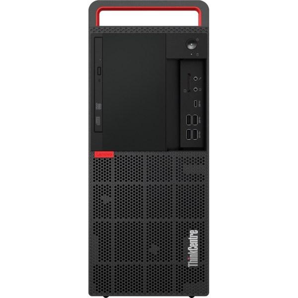 Lenovo ThinkCentre M920t 10SF000CUS Desktop Computer - Intel Core i5 8th Gen i5-8500 3 GHz - 8 GB RAM DDR4 SDRAM - 1 TB HDD - Tower - Raven Black - Wi