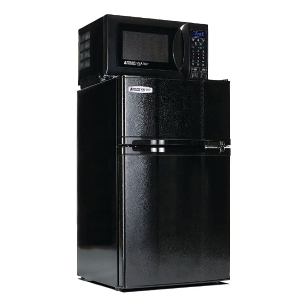 MicroFridge 3 Cu Ft Combination Refrigerator/Microwave, Black