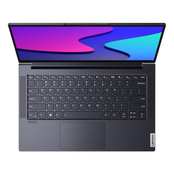 Lenovo IdeaPad (82A4000TUS) Slim 7 14″ Laptop, 10th Gen Core i7, 16GB RAM, 512GB SSD
