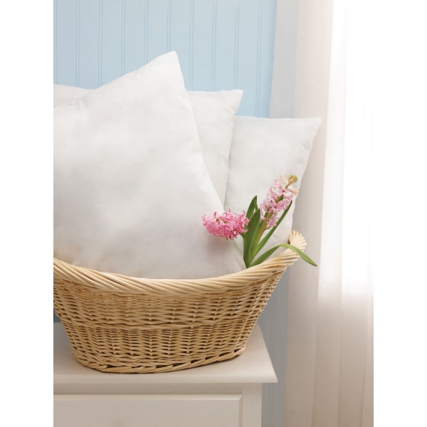 Classic Disposable Pillows, 18  x 24 , White, Bag Of 3 Pillows, Case Of 4 Bags