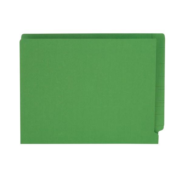 Pendaflex Color Straight-Cut End-Tab Folders, 8 1/2