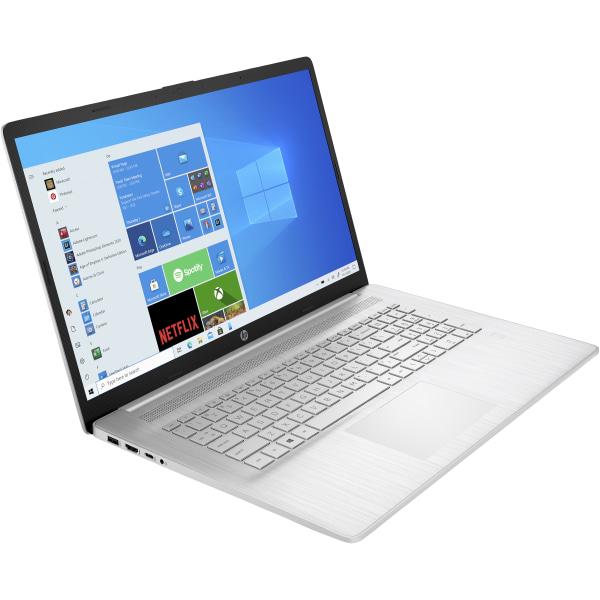 HP 17-cp0124od 17.3″ Laptop, AMD Ryzen 3, 8GB RAM, 256 SSD