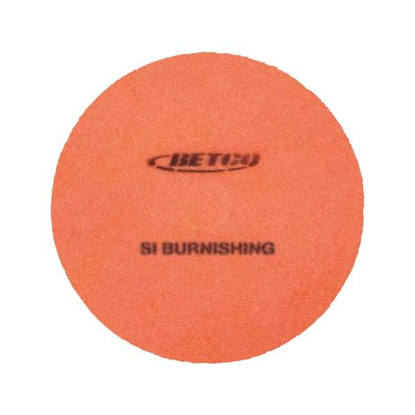 "Betco� Crete Rx Burnishing Pads, 21"""", Pack Of 5 -  E8412100"