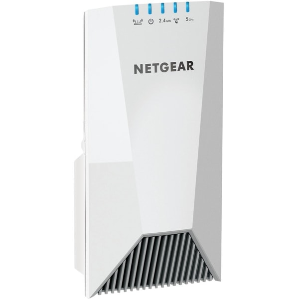 NETGEAR Nighthawk AC2200 WiFi Mesh Extender, EX7500 - 5 GHz, 2.40 GHz - Wall Mountable
