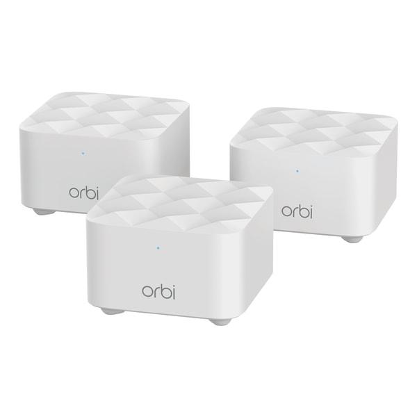 NETGEAR Orbi AC1200 Dual-Band WiFi Router System, RBK13