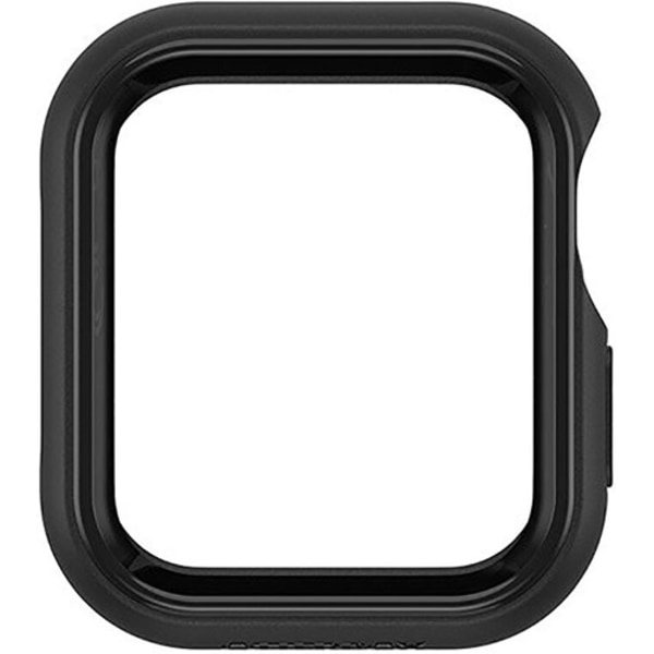 OtterBox EXO EDGE - Bumper for smart watch - polycarbonate, TPE - black - for Apple Watch (40 mm)