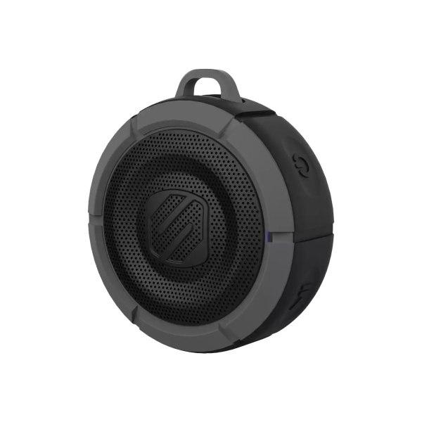 Scosche BoomBuoy - Speaker - for portable use - wireless - Bluetooth, NFC - 3 Watt - black