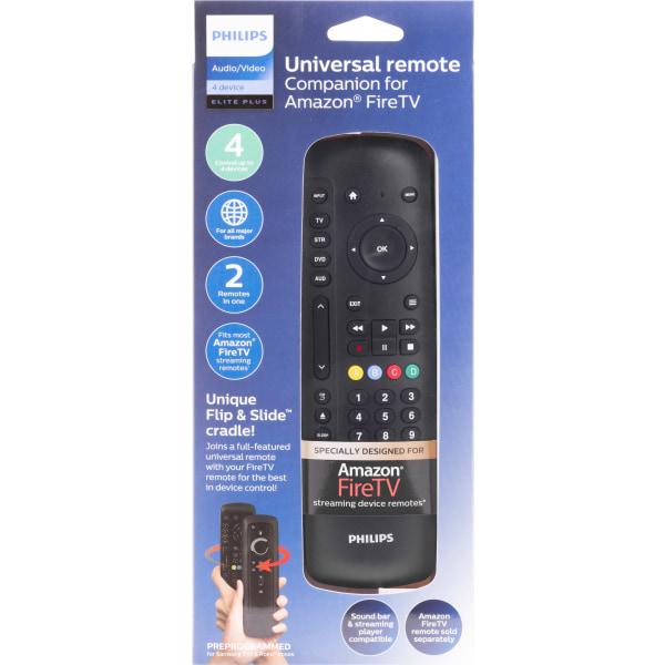 Philips Universal Companion Remote For Fire TV
