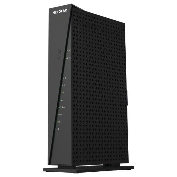 NETGEAR DOCSIS 3.0 16x4 AC1750 WiFi Cable Modem Router, C6300