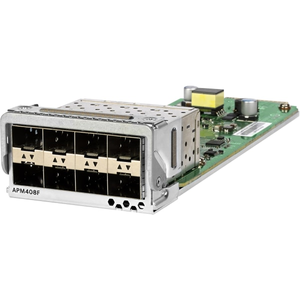 Netgear 8x1G/10G SFP+ Port Card - For Data Networking, Optical NetworkOptical Fiber10 Gigabit Ethernet - 10GBase-X8 x Expansion Slots - SFP+