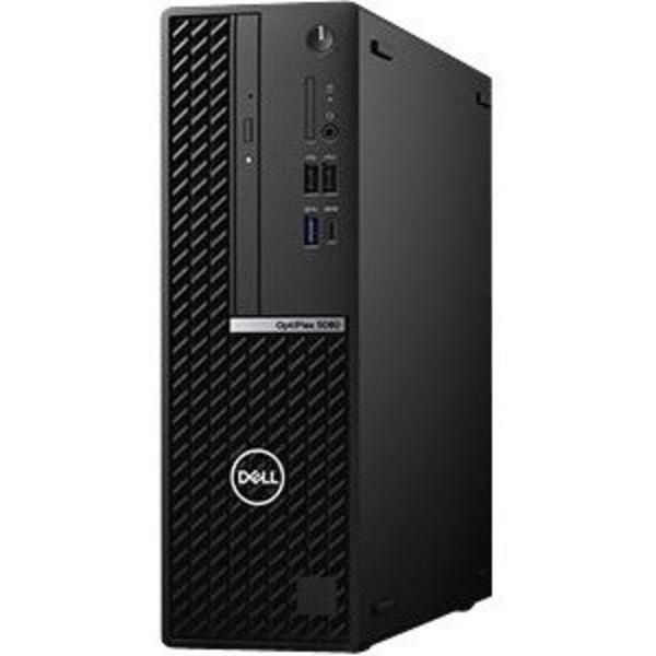Dell OptiPlex 5000 5080 Desktop Computer - Intel Core i5 10th Gen i5-10500 Hexa-core (6 Core) 3.10 GHz - 8 GB RAM DDR4 SDRAM - 256 GB SSD - Small Form