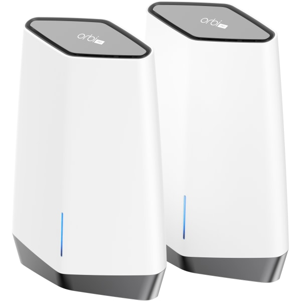 Netgear Orbi Pro Wi-Fi 6 AX6000 Business Tri-Band Wi-Fi Mesh System, SXK80-100NAS