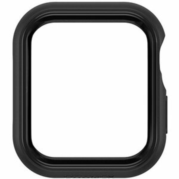 OtterBox EXO EDGE - Bumper for smart watch - polycarbonate, TPE - black - for Apple Watch (44 mm)