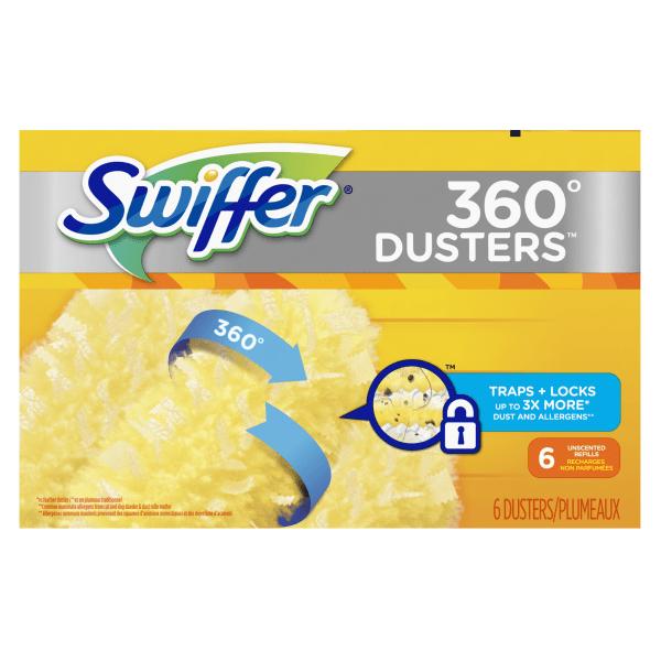 Swiffer 360 Dusters, Refills