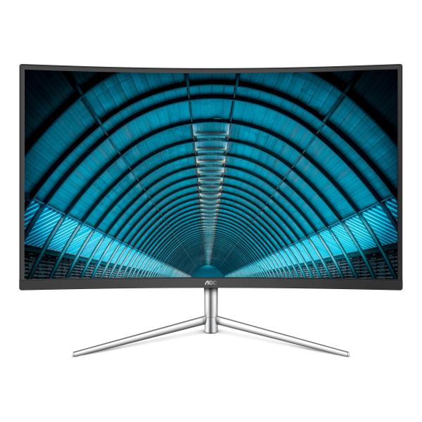 AOC C32V1Q 31.5″ 1080p Curved Bezel Full HD LED Monitor