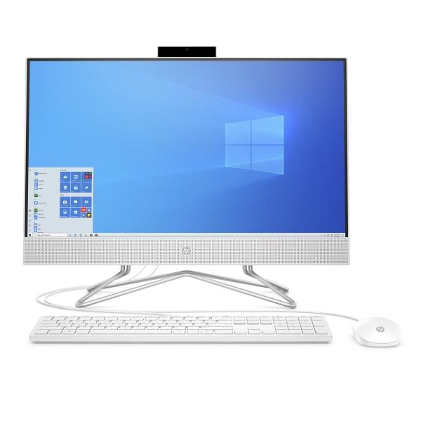 HP (24-df0076) 23.8″ Touch All-in-one Desktop, AMD Ryzen 5, 8GB RAM, 1TB HDD