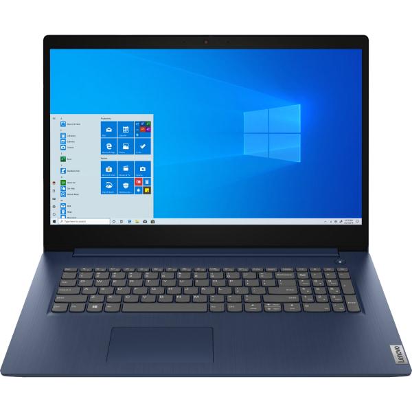 Lenovo (82H90010US) IdeaPad 3i 17.3″ Laptop, 11th Gen Core i3, 8GB RAM, 1TB HDD