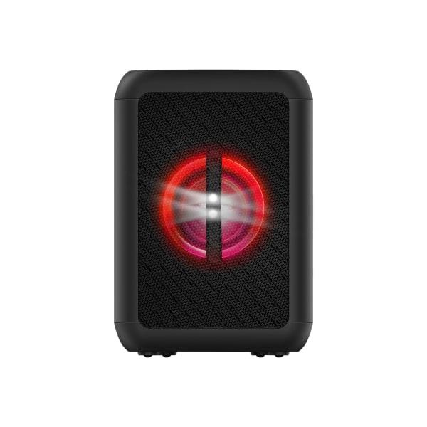 Philips BASS+ TANX100 - Party speaker - wireless - Bluetooth - 40 Watt - black