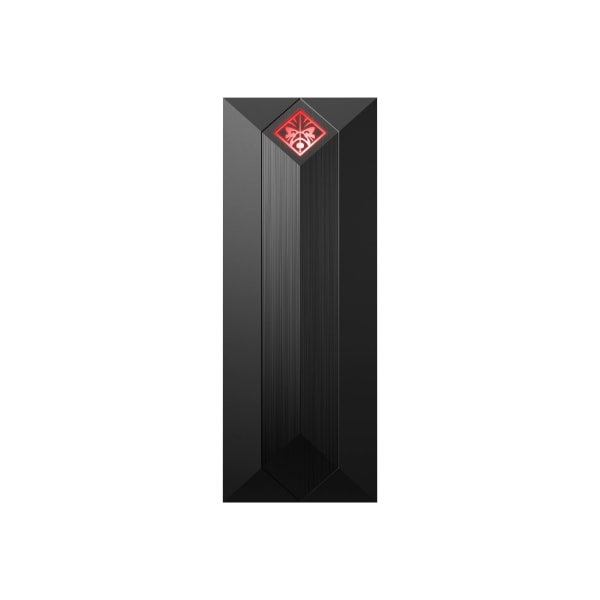 HP OMEN Obelisk 875-0000 875-0140 Gaming Desktop Computer - Intel Core i5 9th Gen i5-9400F 2.90 GHz - 8 GB RAM DDR4 SDRAM - 512 GB SSD - Shadow Black,