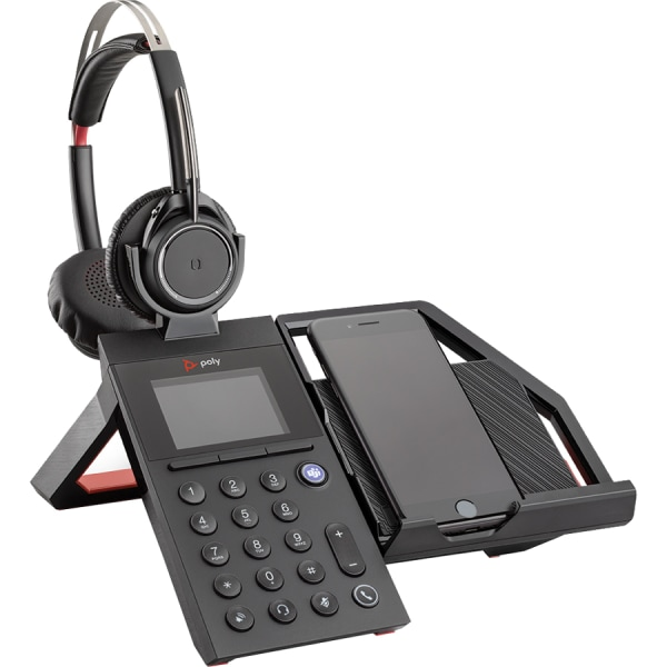 Plantronics Elara 60 Speakerphone - Headphone - Microphone - AC Adapter - TAA Compliant