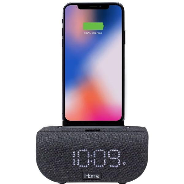 iHome TIMEBASE iBTW20 - Speaker clock - wireless - Bluetooth