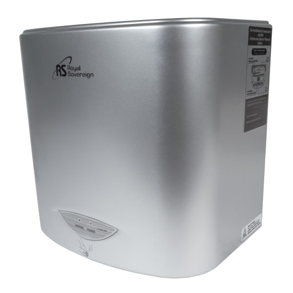 Royal Sovereign (RTHD-421S) Automatic Touchless Hand Dryer