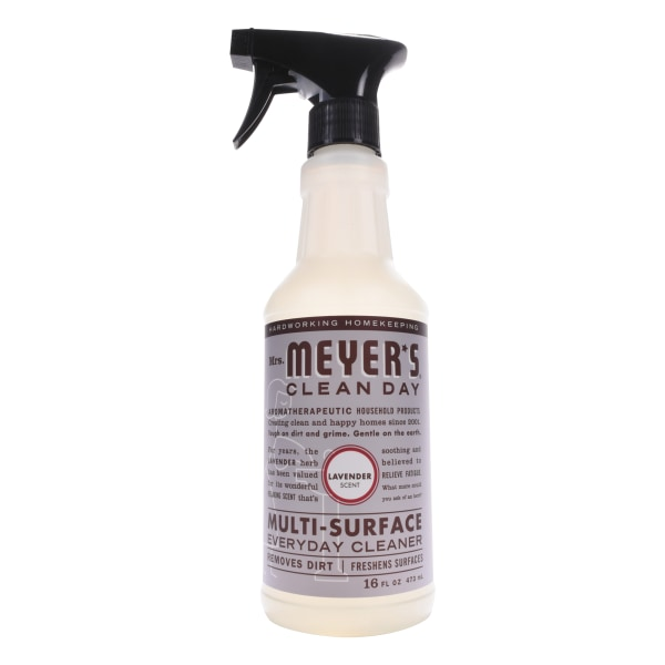 Mrs. Meyer's Multipurpose Cleaner, Lavender Scent, 16 Oz