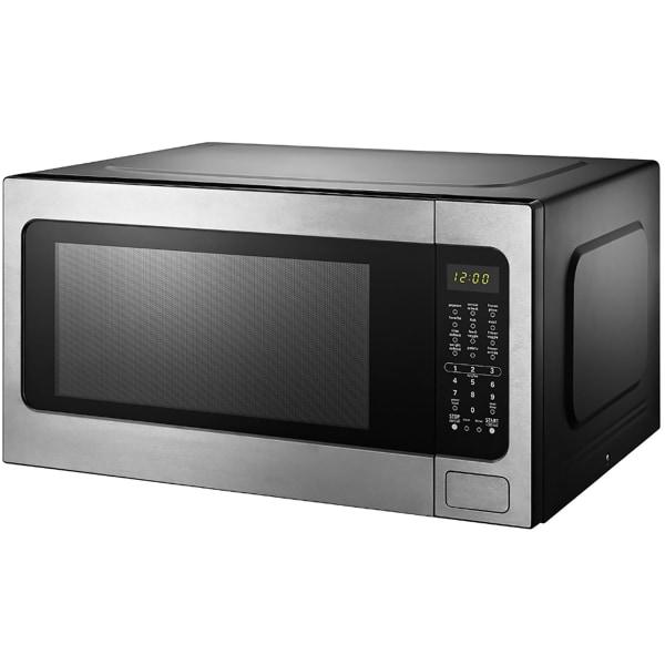 Black & Decker EM262AMY-PHB 2.2 Cu Ft Microwave, Stainless Steel