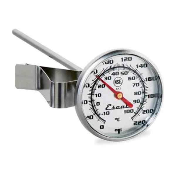 Escali Instant Read Dial Beverage Thermometer, 0 - 220F