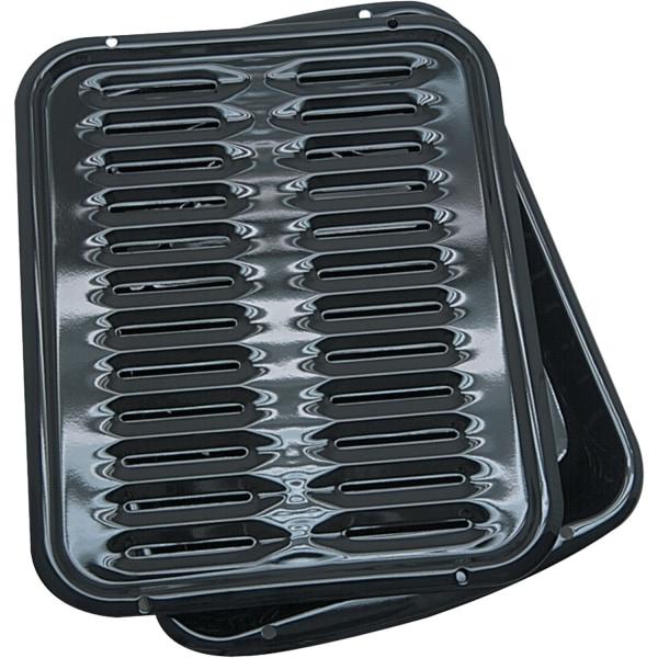 Range Kleen BP102X Griddle - Griddle, Broiler - Porcelain - Dishwasher Safe