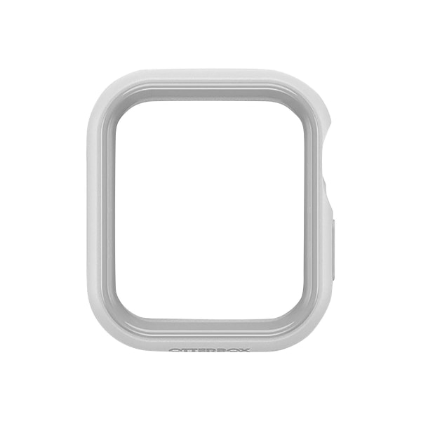 OtterBox EXO EDGE - Bumper for smart watch - polycarbonate, TPE - pacific gloom gray - for Apple Watch (44 mm)