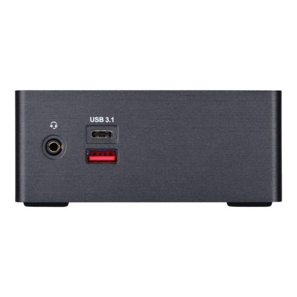 Gigabyte BRIX GB-BSI5HA-6300 Desktop Computer - Intel Core i5 6th Gen i5-6300U 2.40 GHz DDR4 SDRAM - Mini PC - Intel HD Graphics 520 DDR4 SDRAM