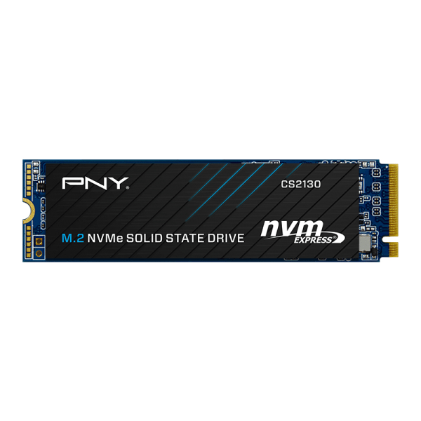 PNY CS2130 2TB Internal Solid State Drive For Laptops/Desktops, NVMe, M280CS2130-2TB-RB