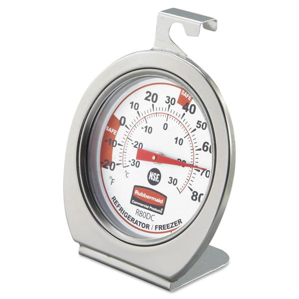 Rubbermaid Refrigerator/Freezer Monitoring Thermometer