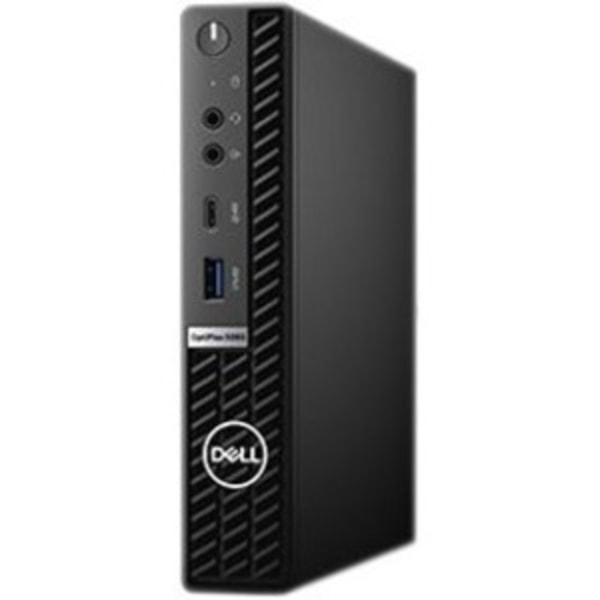 Dell OptiPlex 5000 5080 Desktop Computer - Intel Core i5 10th Gen i5-10500T Hexa-core (6 Core) 2.30 GHz - 8 GB RAM DDR4 SDRAM - 256 GB SSD - Micro PC