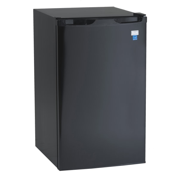 Avanti 4.4 Cu. Ft. Compact Refrigerator With Chiller Compartment, Black