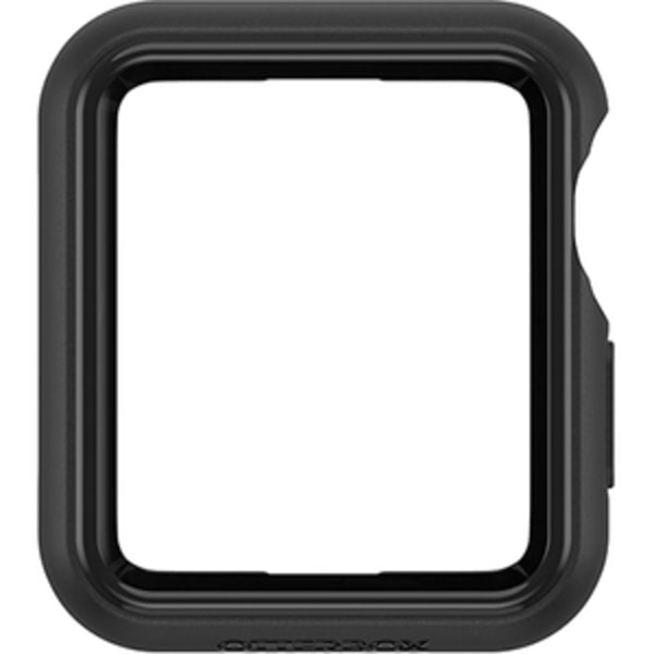 OtterBox Apple Watch Series 3 38mm EXO Edge Case - For Apple Apple Watch - Black - Bump Resistant, Crack Resistant, Scrape Resistant - Polycarbonate,