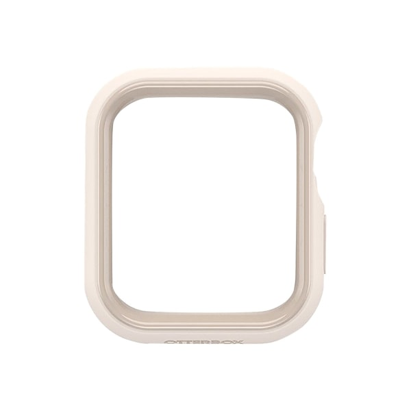 OtterBox EXO EDGE - Bumper for smart watch - polycarbonate, TPE - sandstone beige - for Apple Watch (44 mm)