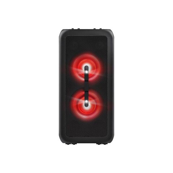 Philips BASS+ TANX200 - Party speaker - wireless - Bluetooth - 80 Watt - 2-way - black