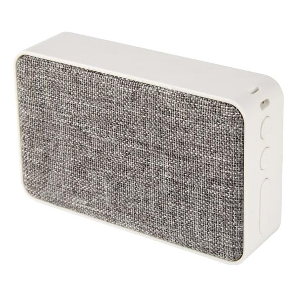 Ativa Wireless Speaker, Fabric Covered, Gray/White, B102GRY